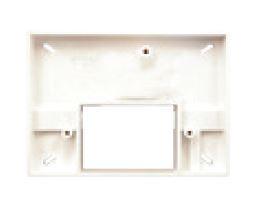 Alloggiamento (opzionale) per montaggio tastiera ergo a filo parete