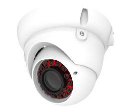 Telecamera IR DOME – 900 TVL – DNR 3D – SENSORE SONY EXMOR – VARIFOCAL 2.8-12mm