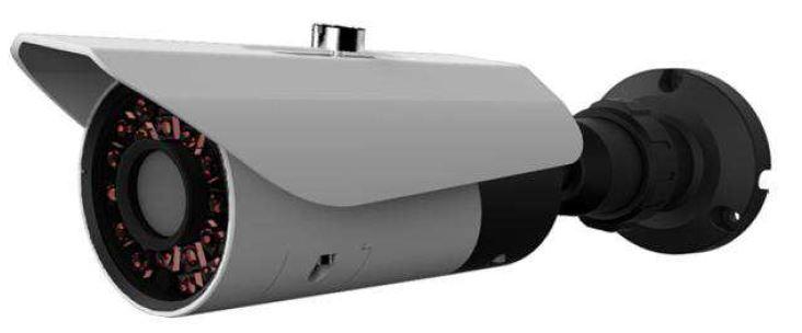 Telecamera IR BULLET 960H – 650 TVL – DNR 2D D-WDR – Varifocal 2.8-12mm