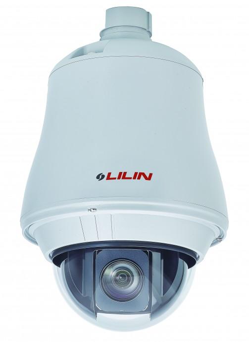 Speed Dome motorizzate IP da esterno IP66, con compressione H264 a colori, D&N, sensore 1/3″ Mos Panasonic, zoom 22X ottico