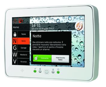 Tastiera TouchScreen