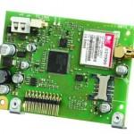 Scheda opzionale GSM/GPRS