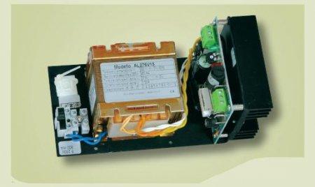 Per apparati elettronici 24,0V 1,5A dimensioni 185x90x94 mm