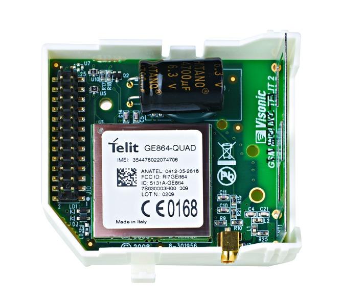 Modulo GSM/GPRS per centrali Serie BW