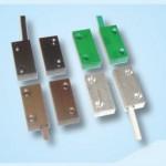 Contatto magnetico alluminio per installazione a vista