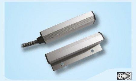 Contatto magnetico alluminio alta portata