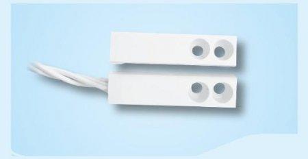 Minicontatto magnetico per superficie in materiale plastico