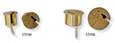 Contatto magnetico da incasso ad alta portata per porte in ferro
